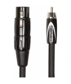 Roland RCC-10-RCXF 3m átalakító kábel, XLR(Female)-RCA