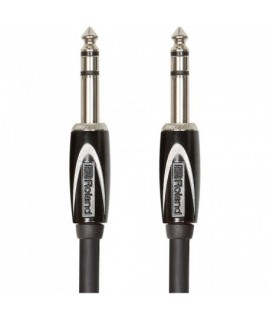 "Roland RCC-10-TRTR 3m sztereó kábel, 1/4"" TRS-1/4"" TRS"