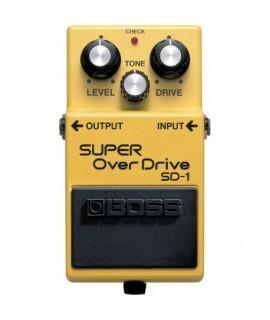 BOSS SD-1 Super Overdrive Szólógitár effekt