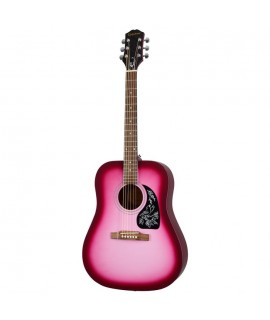 Epiphone Starling - Hot Pink Pearl