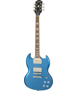 Epiphone SG Muse Radio Blue Metallic elektromos gitár