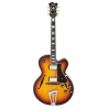 FGN Masterfield Jazz, HH, Jazz Burst elektromos gitár