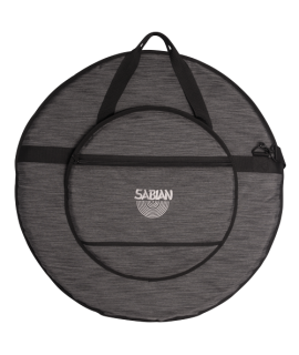 "Sabian CLASSIC 24""HEATHERED BLACK BAG cintányér tok"