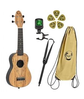 Keiki K3-SPM  ukulele szett