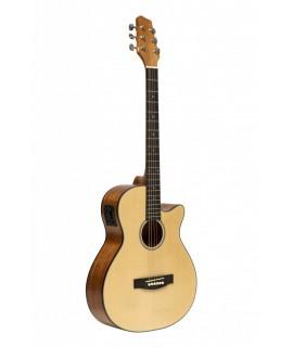 Stagg SA25 ACE SPRUCE elektroakusztikus gitár