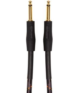 """Roland RIC-G25 7.5m hangszer kábel, egyenes/egyenes 1/4"""" jack"""
