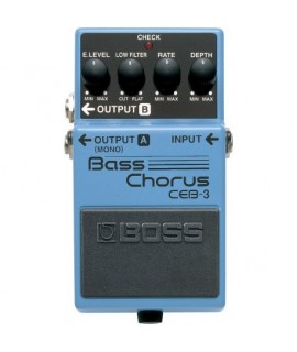 BOSS CEB-3 Bass Chorus  Basszus effekt