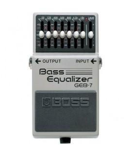 BOSS GEB-7  Basszus effekt