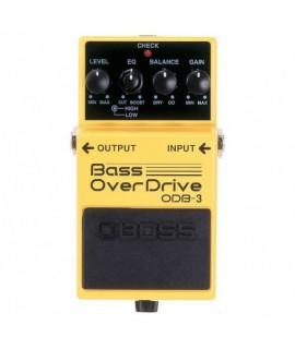 BOSS ODB-3 Bass OverDrive  Basszus effekt