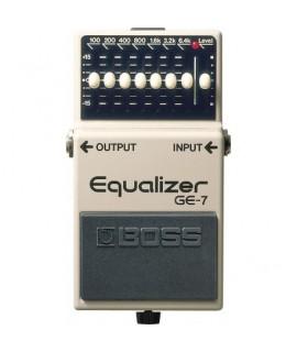 BOSS GE-7 Graphic Equalizer Szólógitár effekt