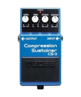 BOSS CS-3 Compression Sustainer Szólógitár effekt