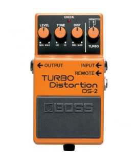 BOSS DS-2 Turbo Distortion Szólógitár effekt