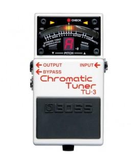 BOSS TU-3 Kromatikus hangoló