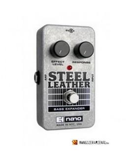 Electro Harmonix Nsteel Leather (Csak rendelésre!) Basszus effekt
