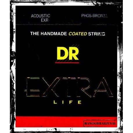 DR EXR-12 Elektromos húr