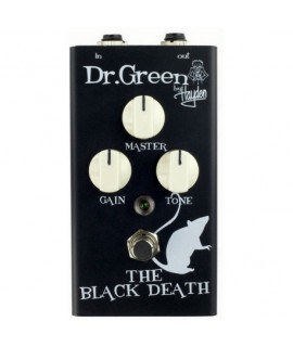 Dr.Green by Hayden The Black Death Dynamic overdrive/distortion Basszus effekt