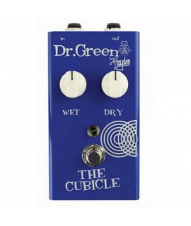 Dr.Green by Hayden The Cubicle Reverb Pedal Basszus effekt