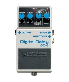 BOSS DD-3 Digital Delay Szólógitár effekt