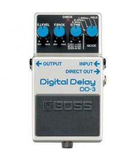 BOSS DD-3 Digital Delay Szólógitár effekt