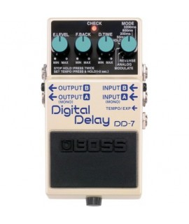BOSS DD-7 Digital Delay Szólógitár effekt