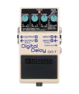 BOSS DD-7 Digital Delay Szólógitár effekt