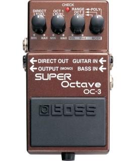 BOSS OC-3  Basszus effekt