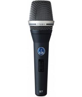 AKG D7S Dinamikus énekmikrofon