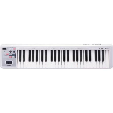Roland A-49-WH MIDI billentyűzet