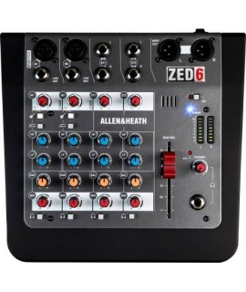 Allen  Heath ZED6 keverő