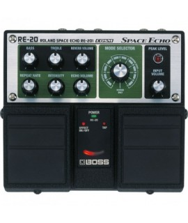Boss RE-20 Space Echo Szólógitár effekt