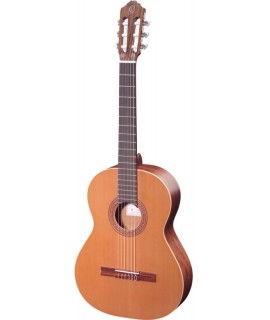 Ortega R180 L Balkezes klasszikus gitár Klasszikus gitár
