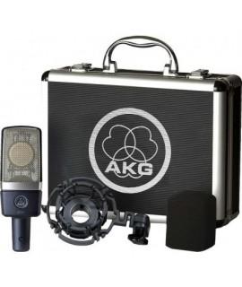 AKG C214 Stúdió mikrofon szett