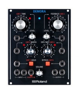 Roland Demora Modular Delay Gitár multieffekt