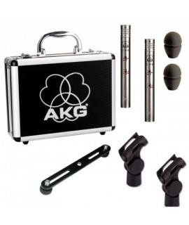 AKG C451B ST Hangszermikrofon szett