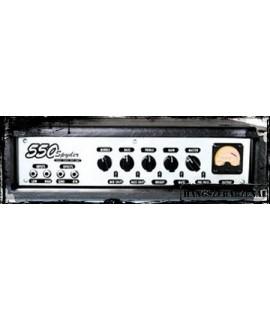Ashdown 550 Basszus erősítő fej
